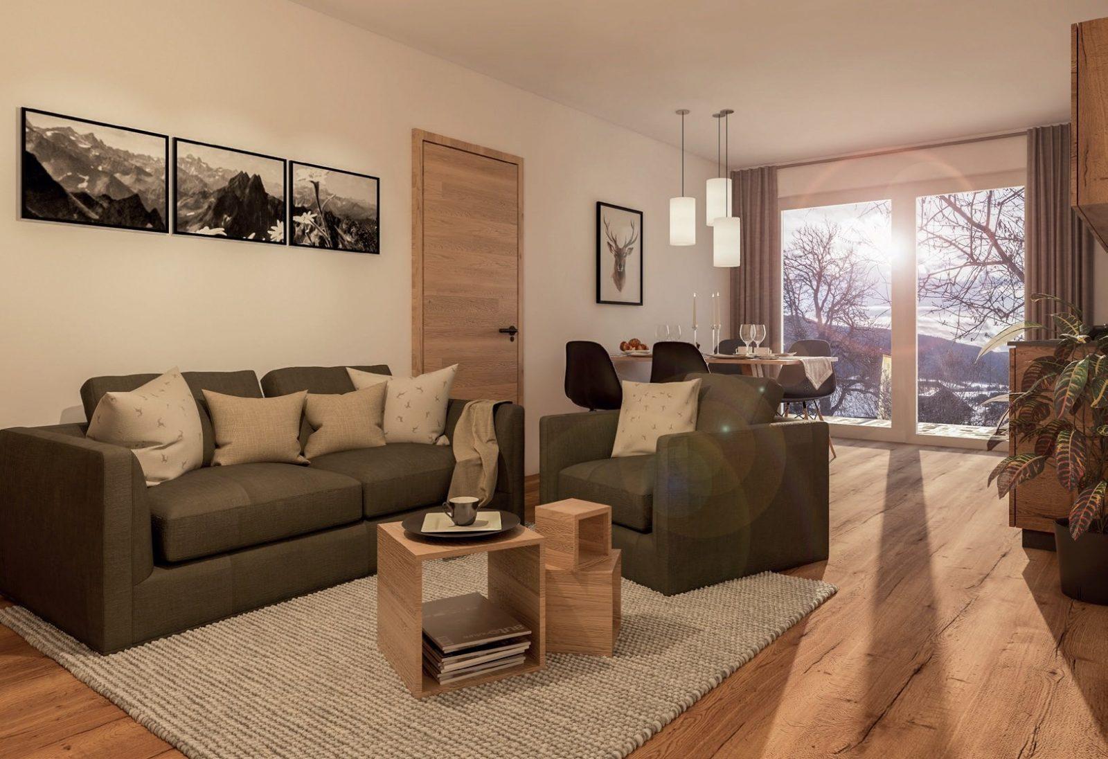 Appartementen in Mariapfarr