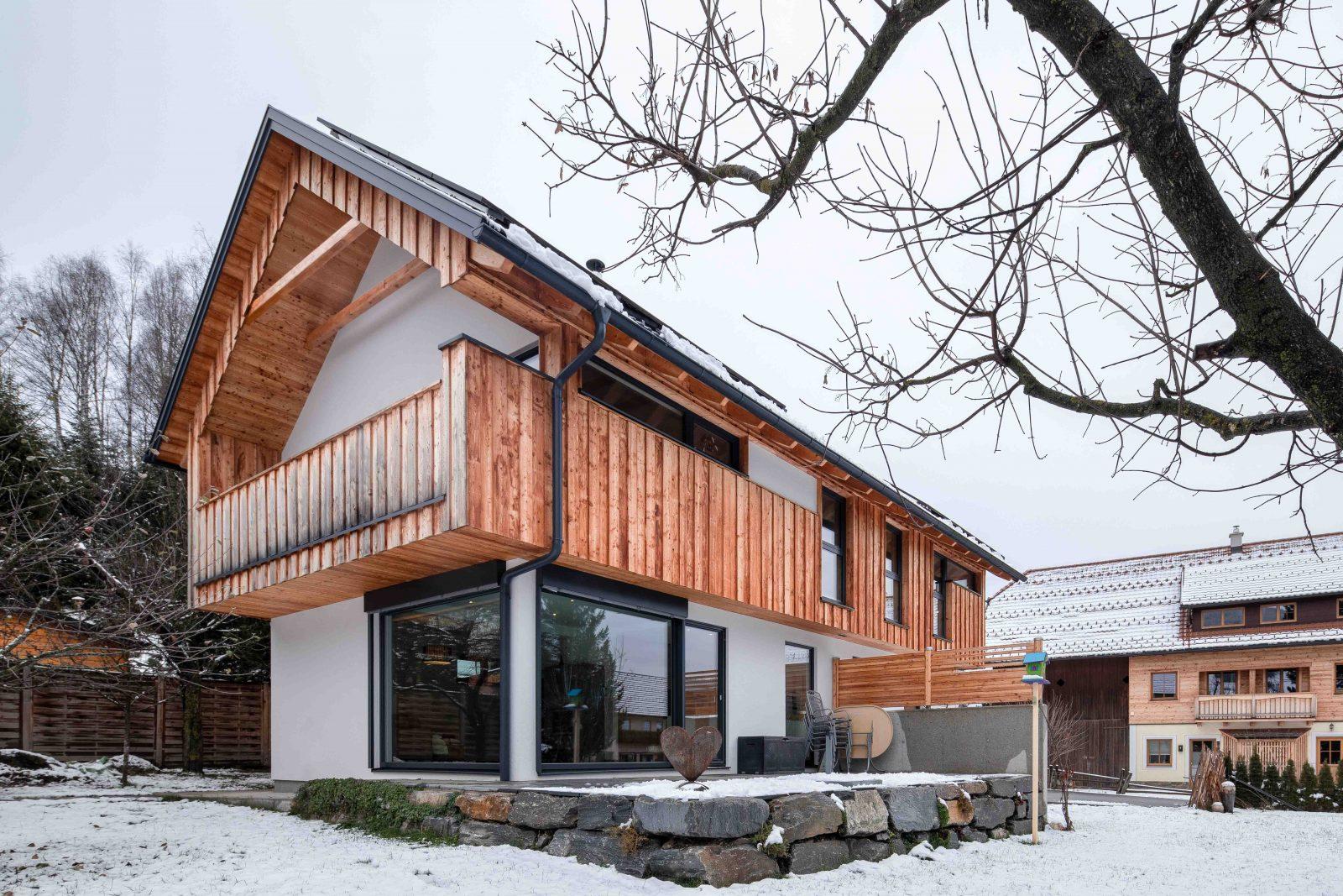 Te koop: vrijstaand huis Mariapfarr