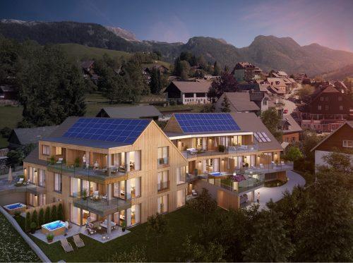 Zweitwohnsitz in Tauplitz