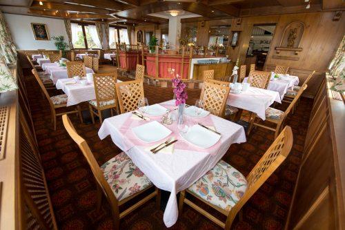 Familie- en Golfhotel nabij Weissensee