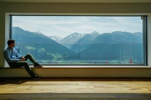 Appartementen in het skigebied Kitzbühel