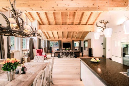 Penthouse in Obertauern