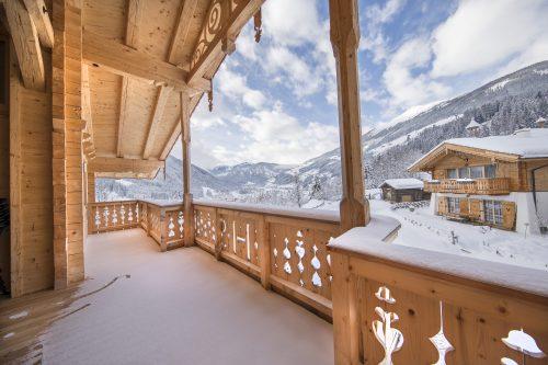 Luxe penthouse vlakbij de Zillertal Arena