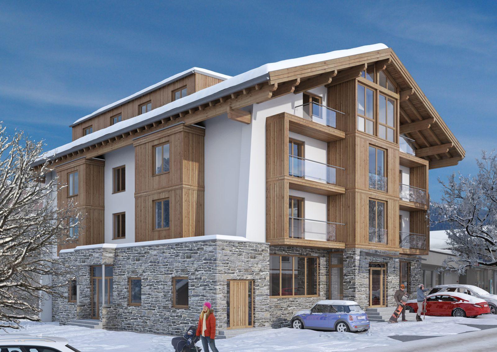 Te koop luxe appartementen in zell am see alpendreams for Luxe vakantie appartementen