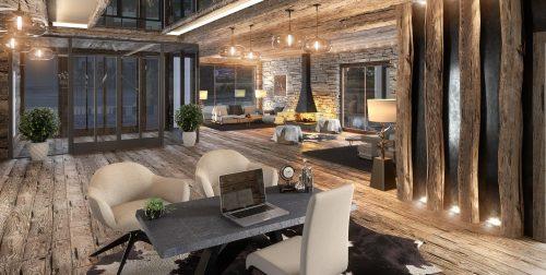 Luxe appartementen in Kaprun