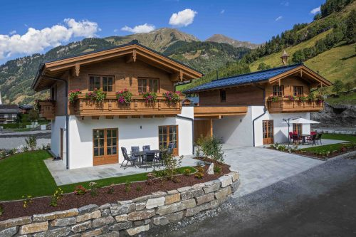 Chalets in Rauris